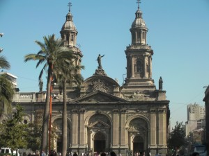 a cathedral snatiago